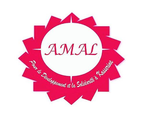 AMAL pour la solidarité , le développement et le savoir (AMAL S.D.S).