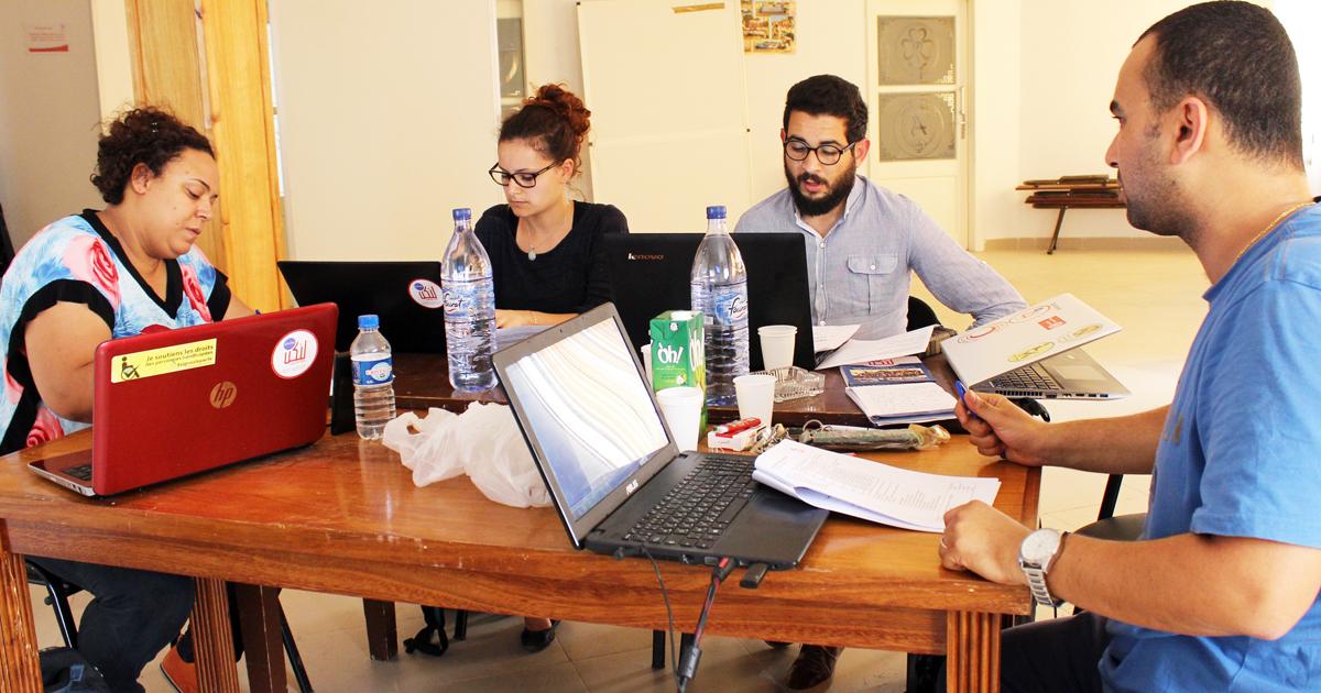 19 Mai 2016 à Sfax _ Dans mon école je suis Actifs/Actives